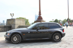 1998 BMW Z3 Coupe in Jet Black 2 over Black