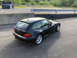 1999 BMW Z3 Coupe in Jet Black 2 over E36 Sand Beige