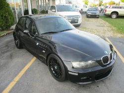2000 BMW Z3 Coupe in Jet Black 2 over Extended Black