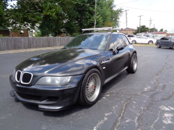 1999 BMW Z3 Coupe in Jet Black 2 over Walnut