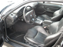 1999 BMW Z3 Coupe in Jet Black 2 over Extended Black