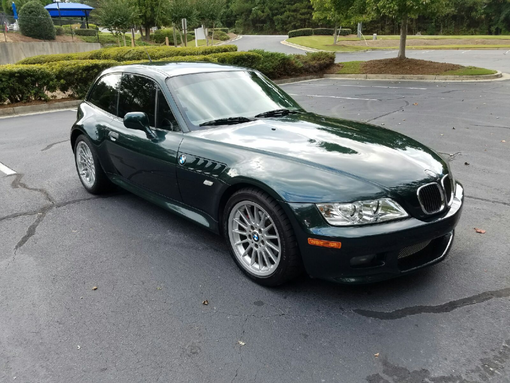 Z3 Coupe Buyers Guide