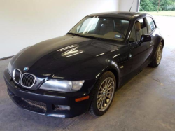 2001 BMW Z3 Coupe in Jet Black 2 over E36 Sand Beige