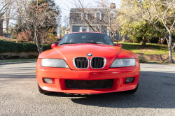 2001 BMW Z3 Coupe in Hell Red 2 over E36 Sand Beige